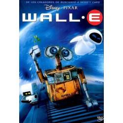 WALL-E BATALLON DE LIMPIEZA DISNEY - DVD