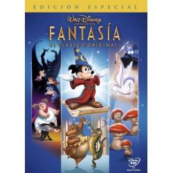 Fantasía - DVD