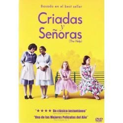CRIADAS Y SEÑORAS DISNEY - DVD