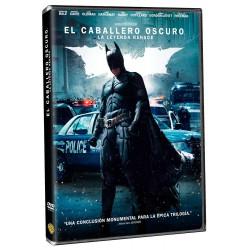 CABALLERO OSCURO:LEYENDA RENACE WARN - DVD