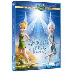 Campanilla: El secreto de las hadas - DVD