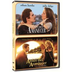 Antes del Amanecer + Antes del Atardecer - DVD