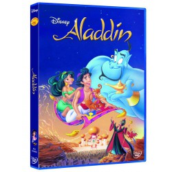 ALADDIN 2013 DISNEY - DVD