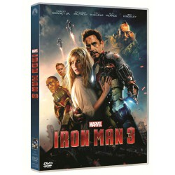 IRON MAN 3 DISNEY - DVD