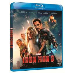 Iron man 3 - BD