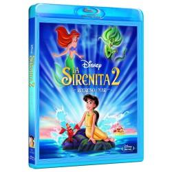 La Sirenita 2: regreso al mar 2013 - DVD