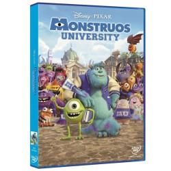 MONSTERS UNIVERSITY DISNEY - DVD
