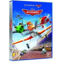 AVIONES DISNEY - DVD
