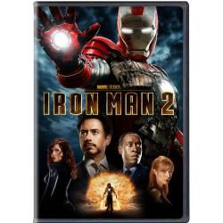 IRON MAN 2 DISNEY - DVD
