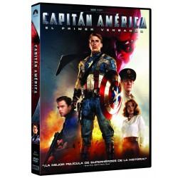 Capitán América, El primer vengador - DVD