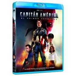 Capitán América, El Primer Vengado - BD