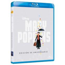 Mary Poppins (Ed. Especial 50 Aniversario) - BD