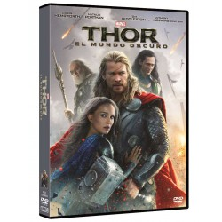 Thor, El mundo oscuro - DVD