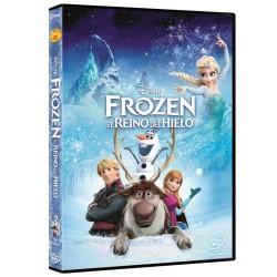 FROZEN EL REINO DEL HIELO DISNEY - DVD
