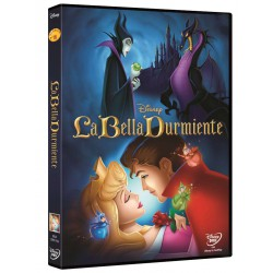 BELLA DURMIENTE, LA DISNEY - DVD