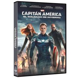 Capitán América: El soldado de invierno - BD