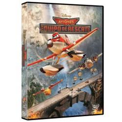 Aviones: Equipo de rescate - DVD