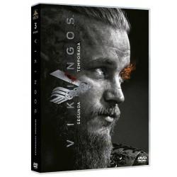 VIKINGOS T. 2 FOX - DVD