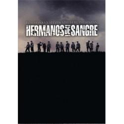 HERMANOS DE SANGRE (HBO) WARNER - DVD