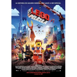 LEGO PELICULA, LA WARNER - DVD