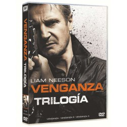 Trilogía Venganza (Pack 1 + 2 + 3) - BD