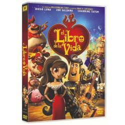 LIBRO DE LA VIDA, EL FOX - DVD