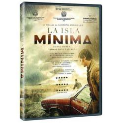 ISLA MINIMA, LA WARNER - DVD