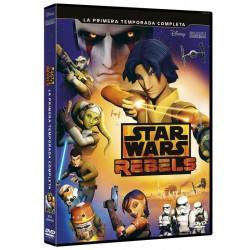 Star Wars Rebels (1ª temporada) - DVD