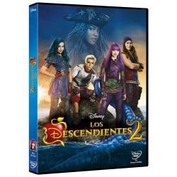 Los descendientes (2015) - DVD