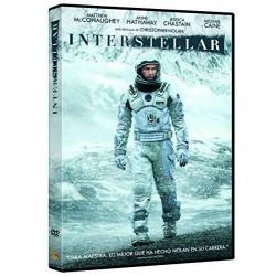 INTERSTELLAR WARNER - DVD