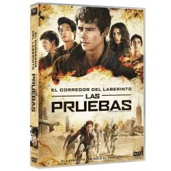 CORREDOR DEL LABERINTO:PRUEBAS FOX - DVD