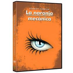 Stanley Kubrick - La Naranja Mecánica - DVD