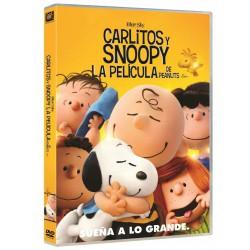 CARLITOS Y SNOOPY. LA PELICULA FOX - DVD