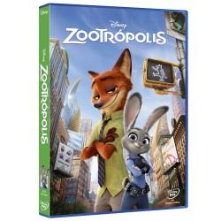 ZOOTROPOLIS DISNEY - DVD