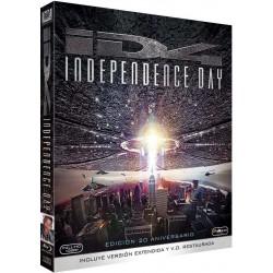 Independence Day (Ed. 20 Aniversario) (Blu-Ray) - BD