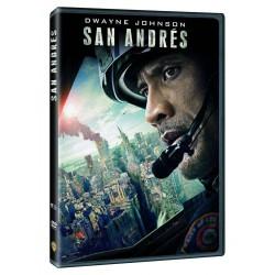 SAN ANDRES FOX - DVD