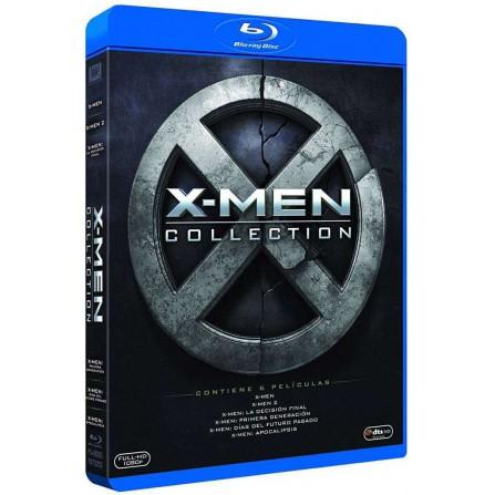 X-Men: Saga Completa - BD