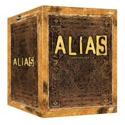 Pack Alias - Serie Completa - Temporadas 1 a 5 - DVD
