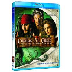 Piratas del Caribe - El Cofre del Hombre Muerto - BD