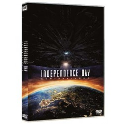 INDEPENDENCE DAY: CONTRAATAQUE FOX - DVD