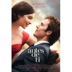 ANTES DE TI FOX - DVD
