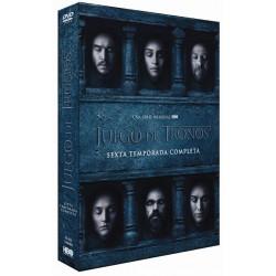 Juego de tronos (6ª temporada) - BD