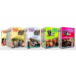 Colección Los Pequeños Asesinatos de Agatha Christie (22 DVD) - DVD