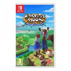 Harvest Moon One World - SWI