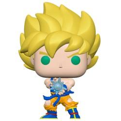 Funko Pop DragonBall Z (S8) Super S. Goku (Kamehameha Wave)