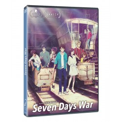 Seven days war - DVD