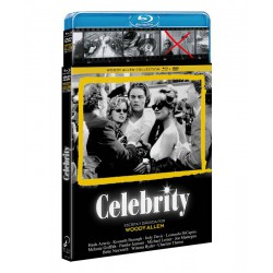 Celebrity (Woody Allen 1998)  BD + DVD (Combo) - BD