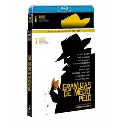 Granujas de medio pelo (Woody Allen 2000)  BD + DVD (Combo) - BD