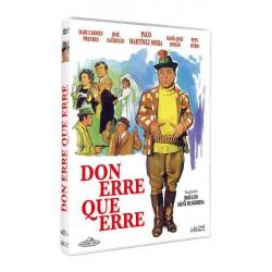 DON ERRE QUE ERRE DIVISA - DVD