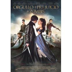 ORGULLO+PREJUCIO+ZOMBIS NAIFF - DVD